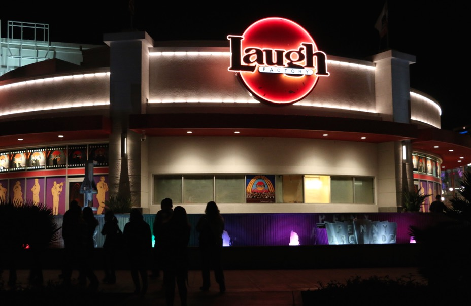 Laugh Factory General Admission