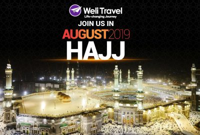 WeliTravel-Hajj-2019-Cover