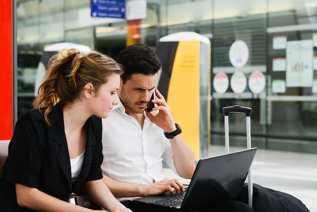 Public Wi-Fi hotspots - know the risks