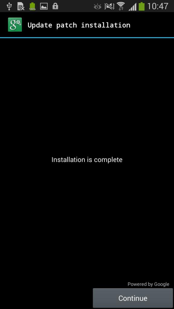 Figure 1: Hidden device administrator activation