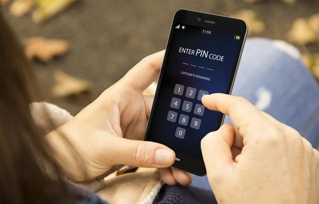 cybersecurity smartphone