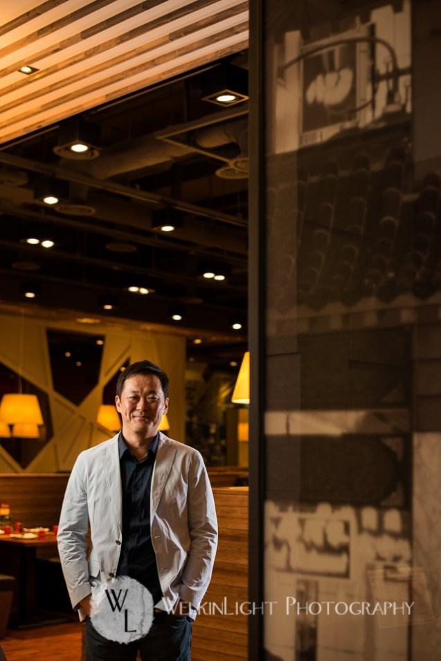 Business Man - Seoul Portrait Photography