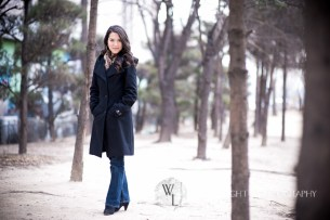 Miss Canada 2012 - Seoul Portrait Photography