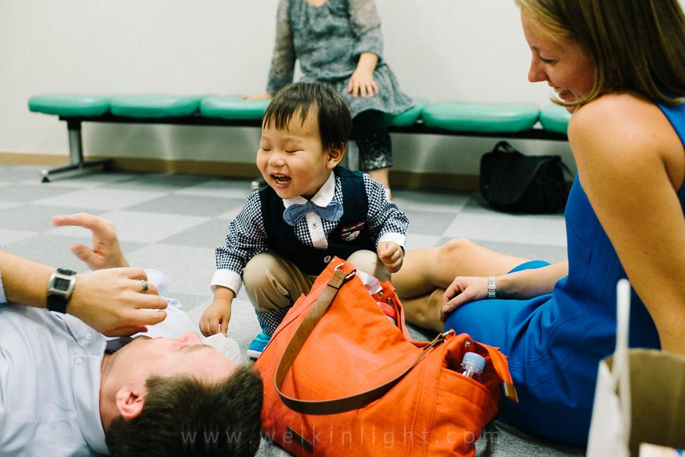 Korea Adoption Photography