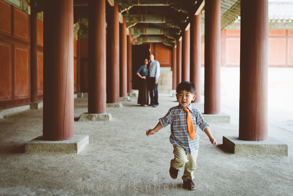 Korea Adoption Family Photography