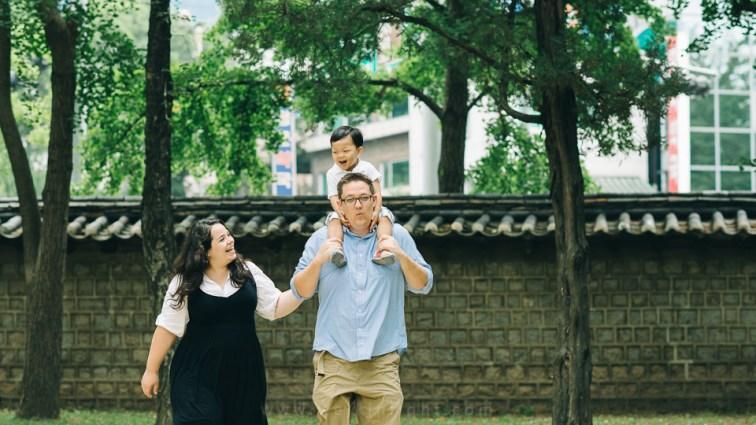 Seoul Adoption Photographer - Ezra's Family