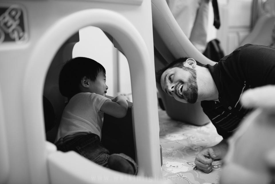 Seoul Documentary Photographer - Lawson's Family