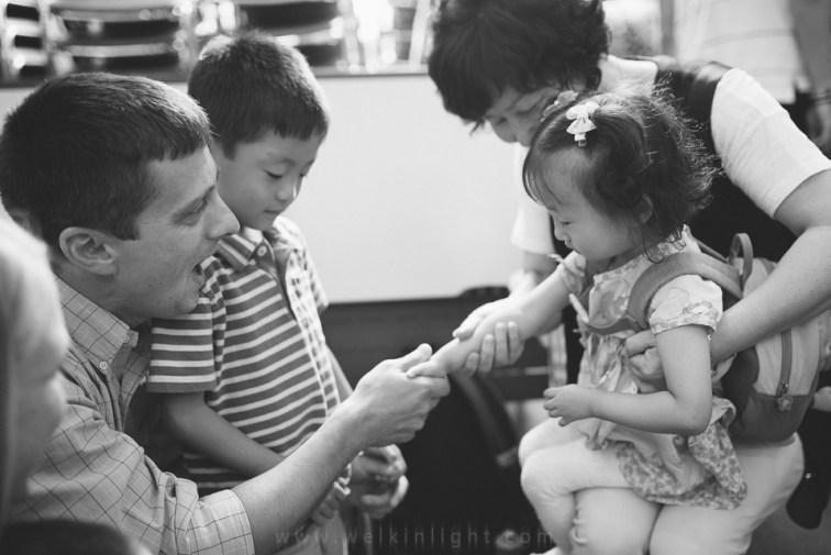 Nell - Seoul Family Photographer