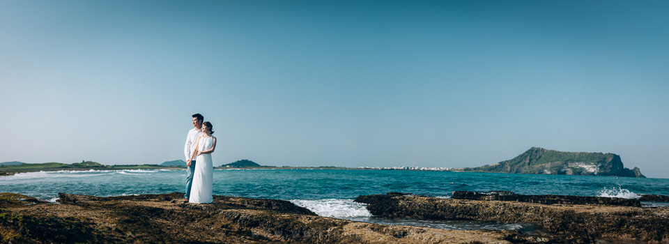 Jeju Island Pre Wedding Photographer