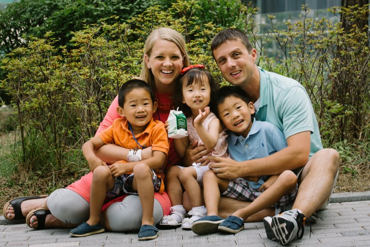 Korea Family Photographer