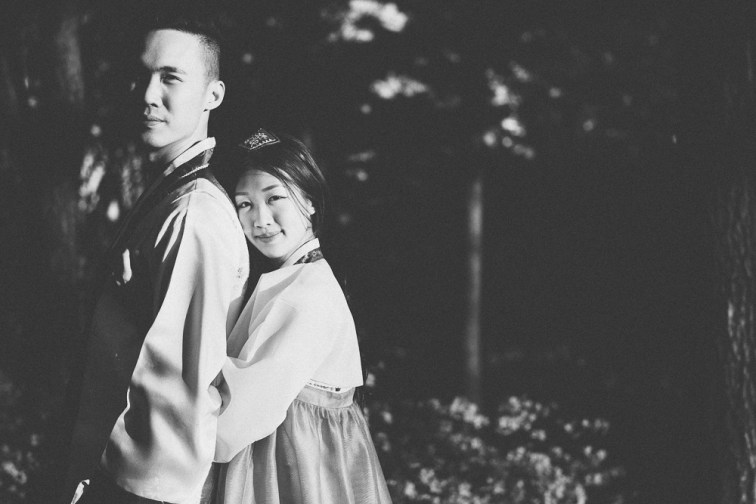 Korea Engagement Photographer