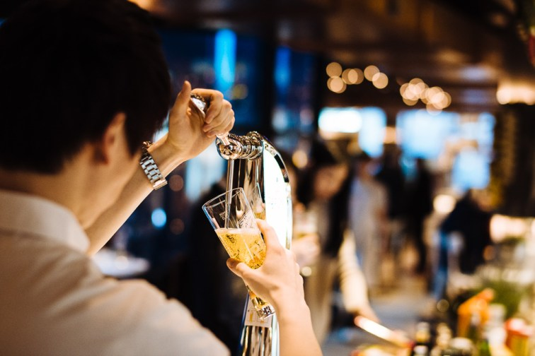 Seoul Event Photographer - Italian Food Festival