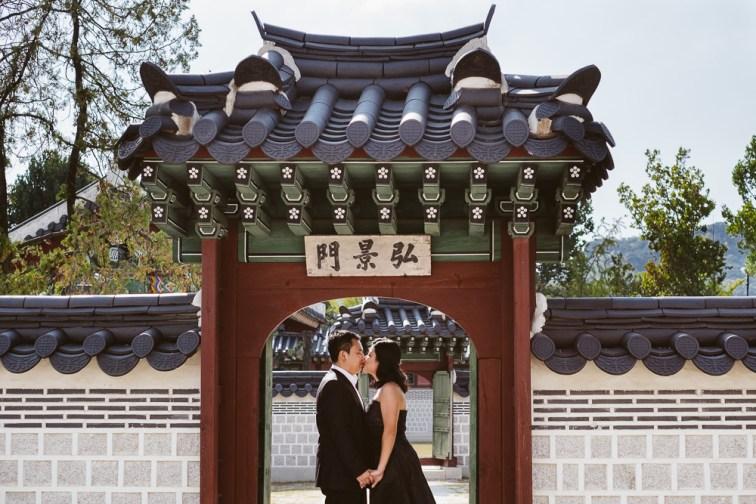 Pre-Wedding Photographer Korea