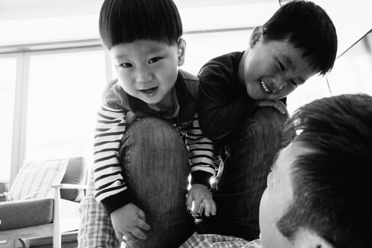 Seoul Family Photographer - Orth