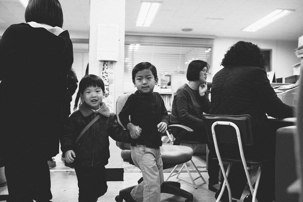 Seoul Family Photographer - Sharp