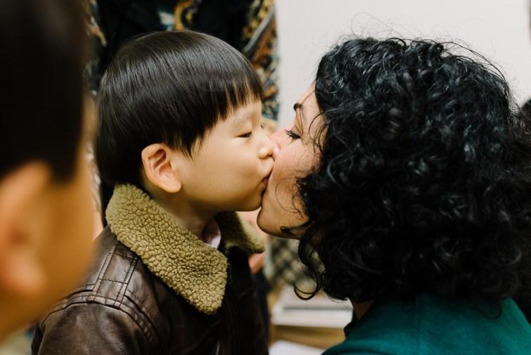 Family Photographer in Seoul - Sharp