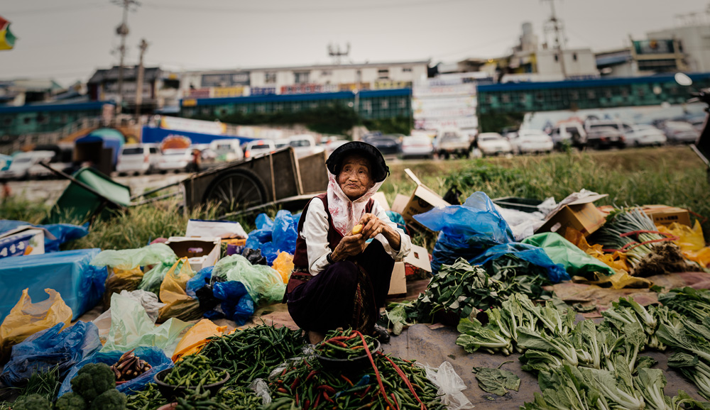 Jeonju, Korea - Editorial Photographer