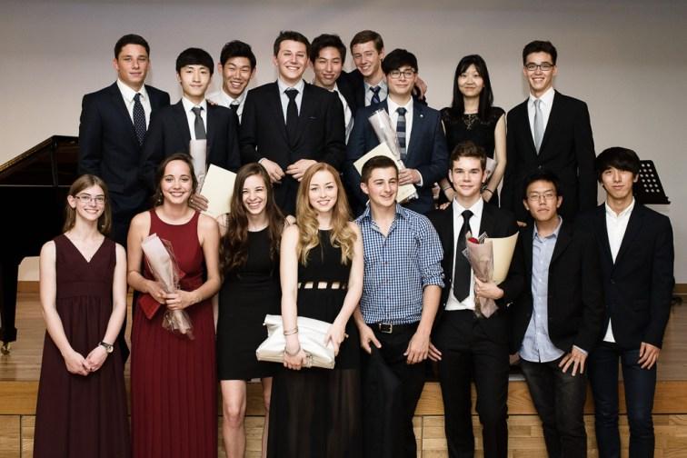 Seoul Corporate Event Photographer - Deutche Schule Graduation