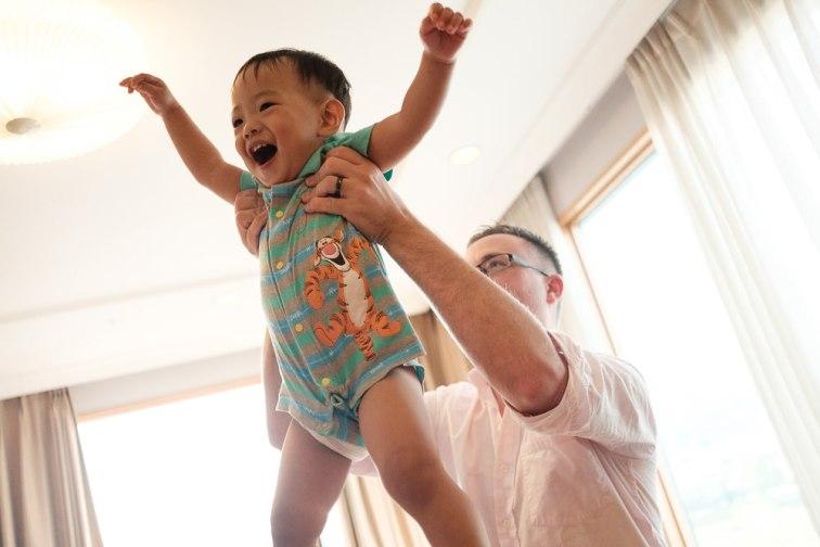 Family Children Photographer Seoul Korea