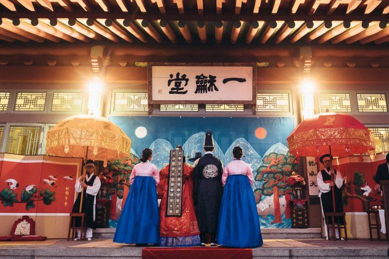 Wedding Photographer in Seoul - Haram and Phuong 전통혼례 웨딩스냅