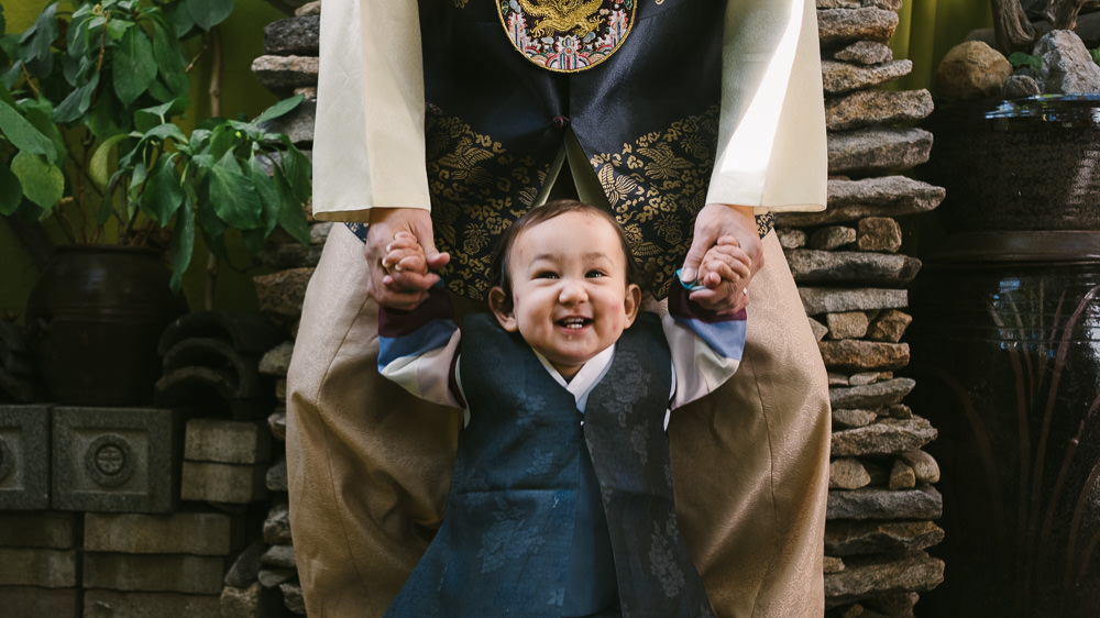 Family Portraits in Seoul, Milo Kim