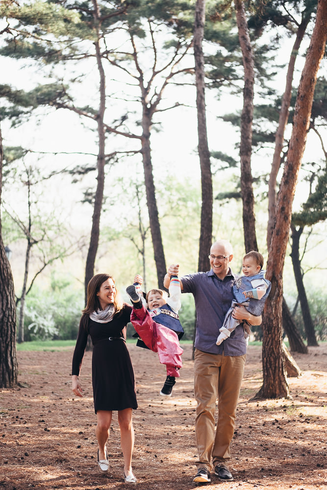 Black Family Photos in Seoul