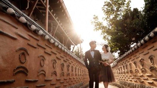 Korea Pre-Wedding Photographer