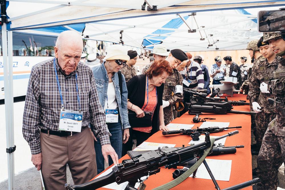 Korea Event Photographer - New Military Hardware
