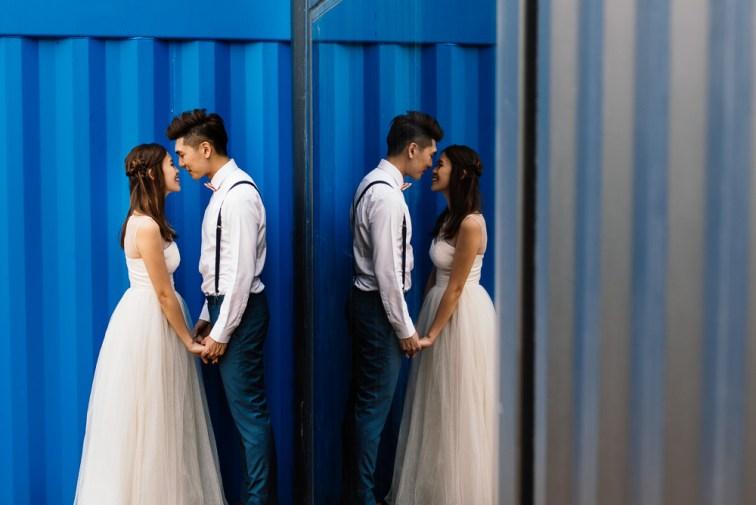 Jaz & Jun Pre-wedding Photography - Understand Avenue