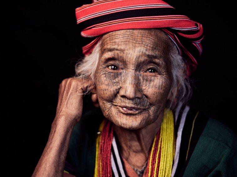 Facial Tattoo - Yindu Myanmar