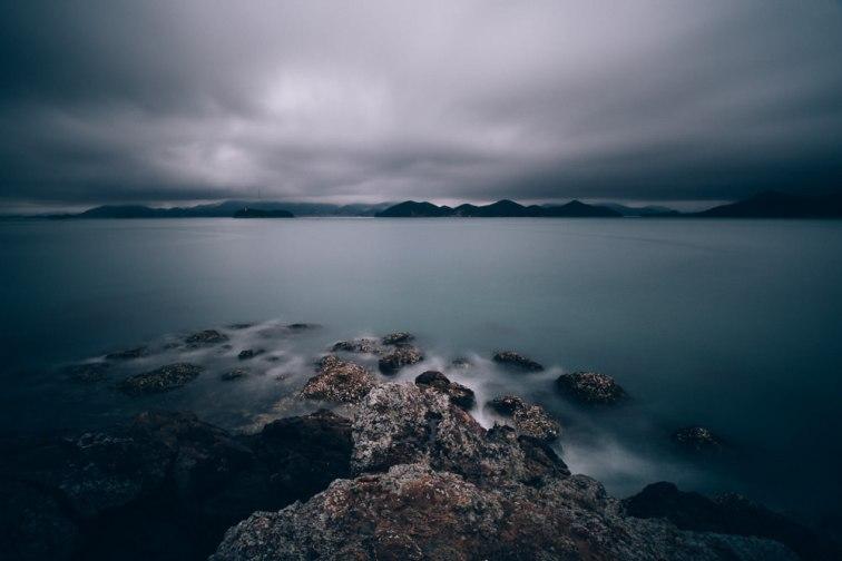 Tongyeong Coast, South Korea