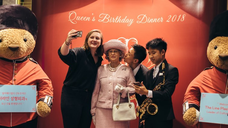 Seoul Event Photographer - BCCK Queen's Birthday Dinner