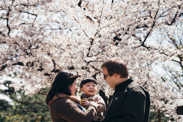 Family Photography in Seoul - Hudec Family