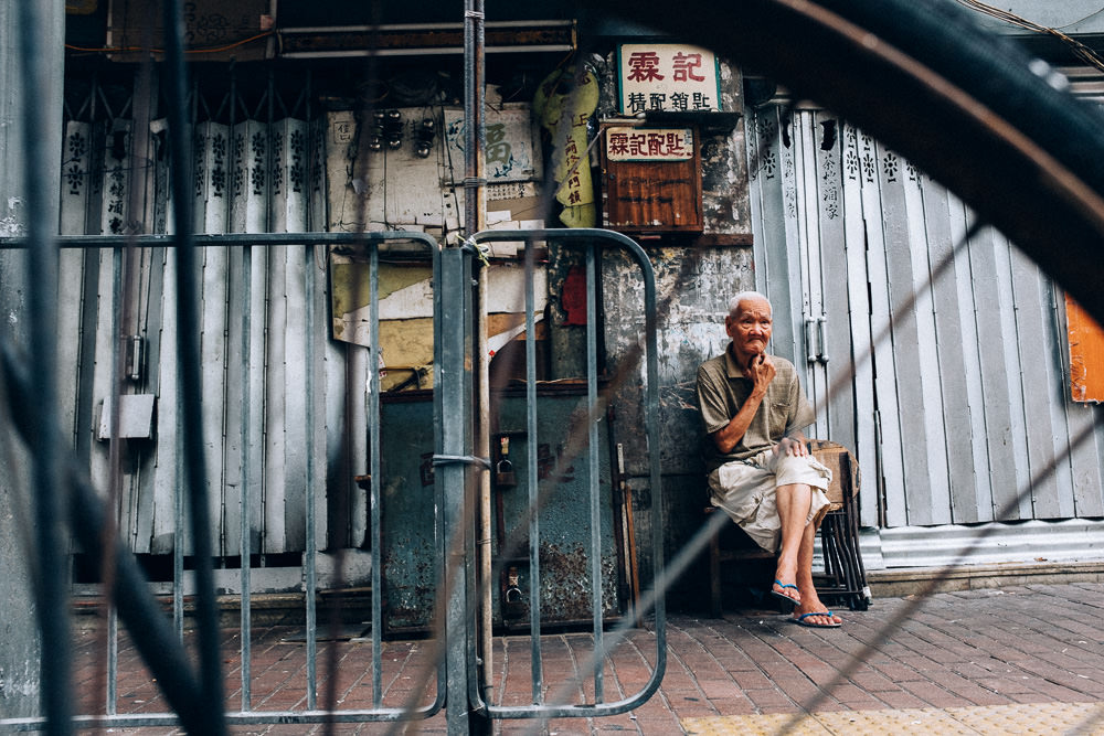 Hong Kong Streets - Travel Photographer