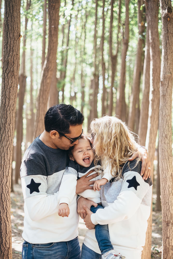 Family Photographer in Seoul - Ataalla Family in Seoul Forest