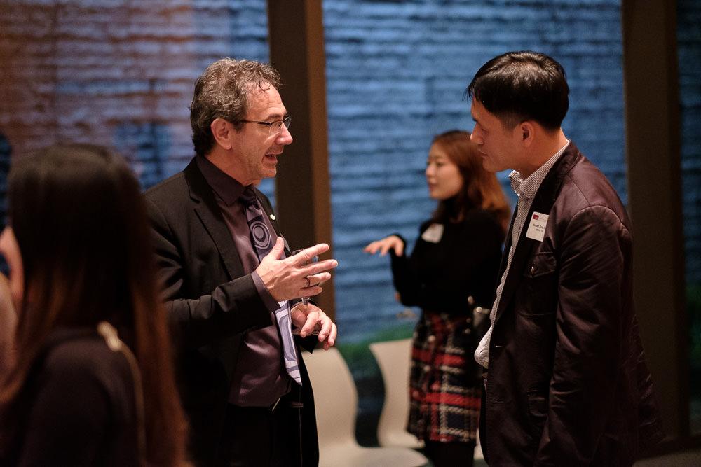 Simon Fraser University Seoul Alumni Event