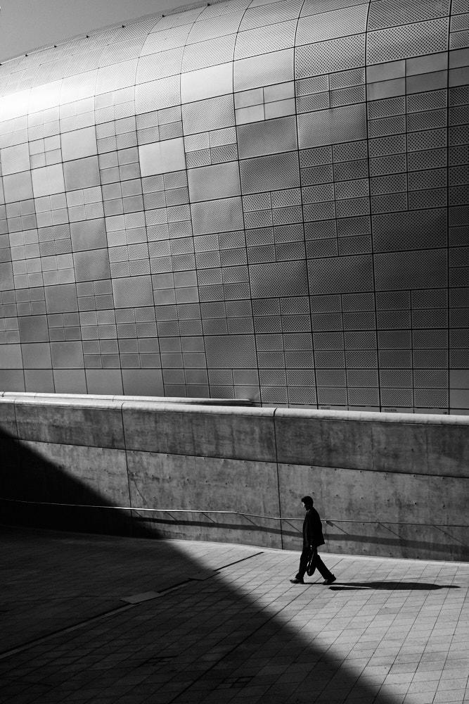 Seoul Dongdaemun Design Plaza - Street Photography