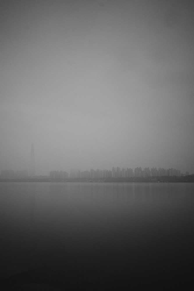 Seoul Air Pollution - Street Photographer