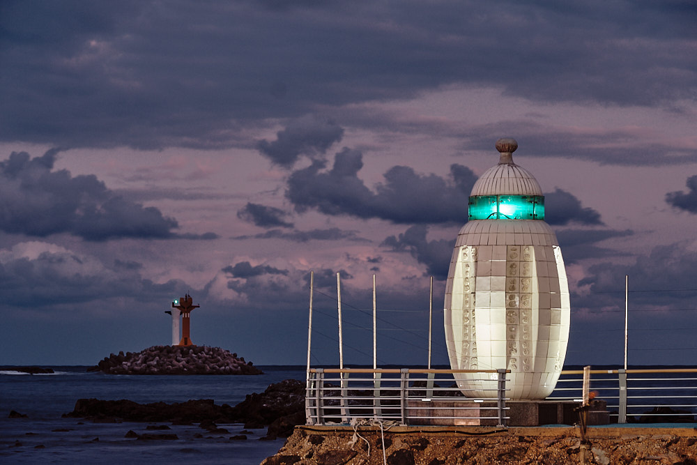 Baby Bottle Lighthouse
