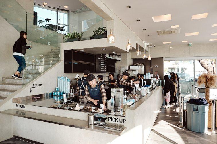 Wave On Cafe, Gijang County