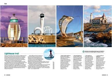 Silkwinds Busan Lighthouses Feature