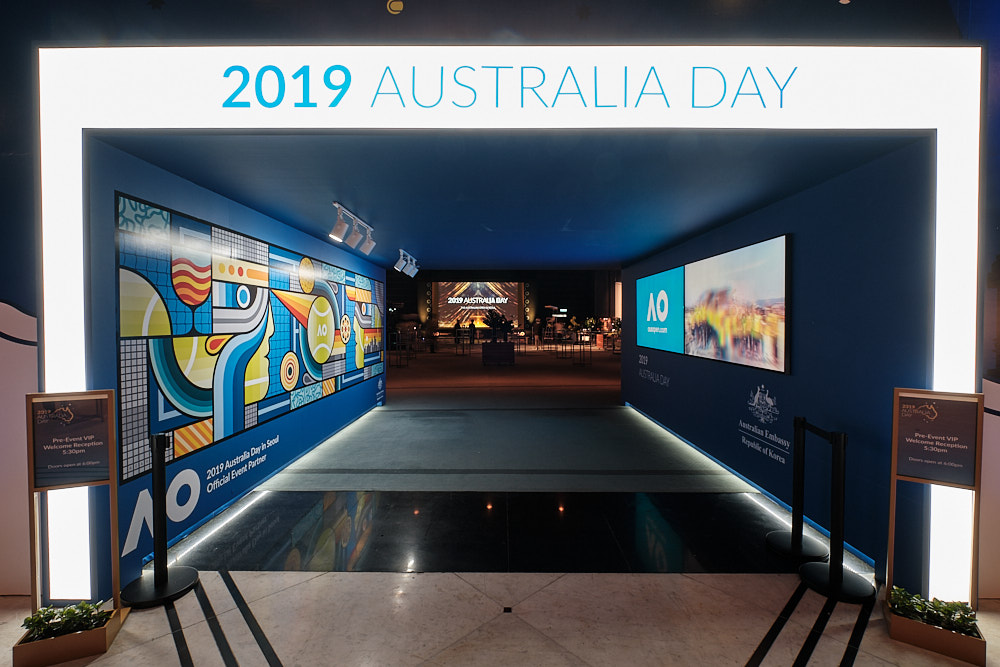 Australia Day Seoul 2019 - Korea Event Photographer