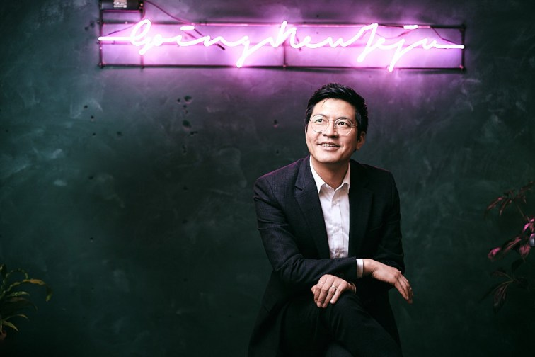 Editorial Portrait Photographer, Jeju Island, Korea