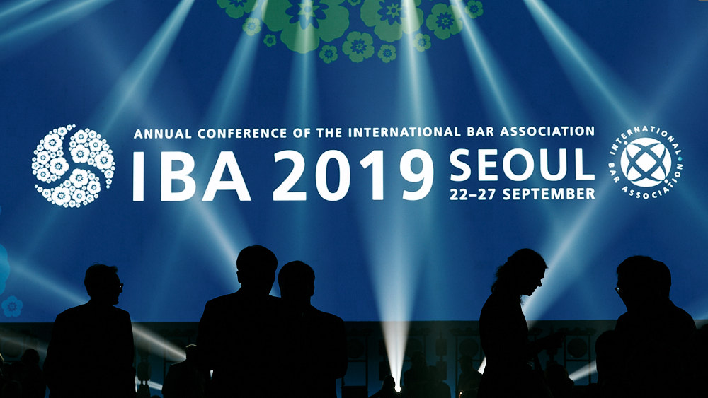 IBA Seoul Opening Reception - Seoul Event Photographer