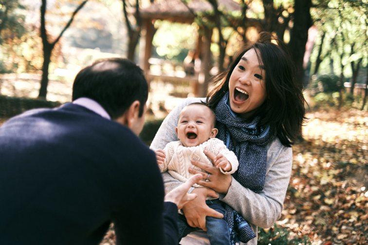 Namsan Park Family Photos