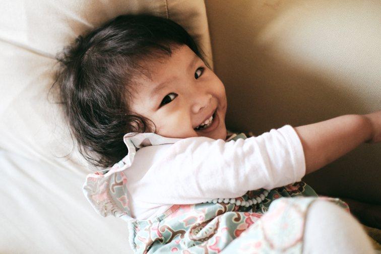 Re-emerging Smiles - Korea Adoption Custody Photography