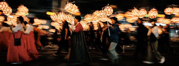Seoul Lotus Lantern Festival 2019