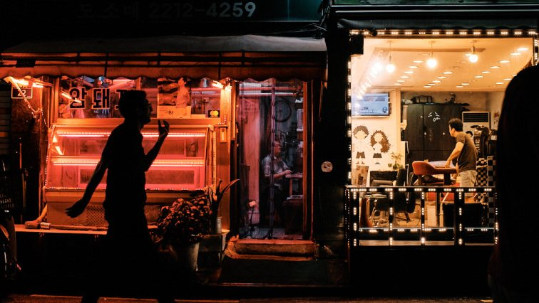 Street Photography in Seoul