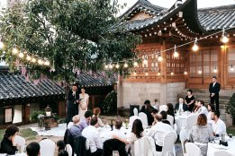 Hanok Wedding in Seoul, Korea Wedding Photographer