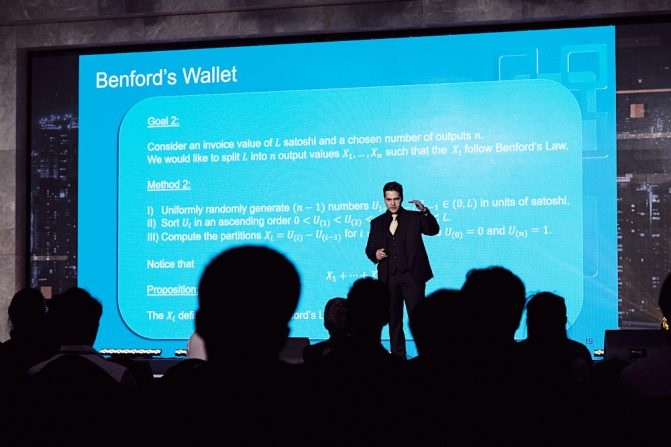 Craig Wright - Coingeek Seoul Event Photographer